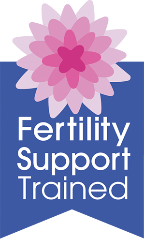 Fertility Support Trained logo